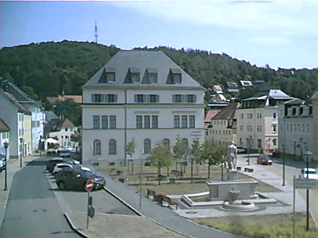 Webcam - Glashüte-Zentrum